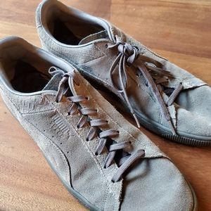 Men's Puma Suede Sneakers